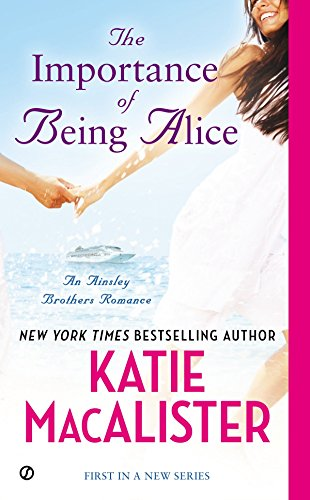 9780451471376: The Importance of Being Alice: A Matchmaker in Wonderland Romance