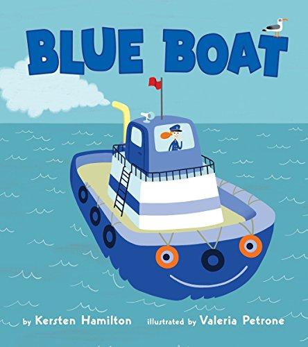 9780451471413: Blue Boat