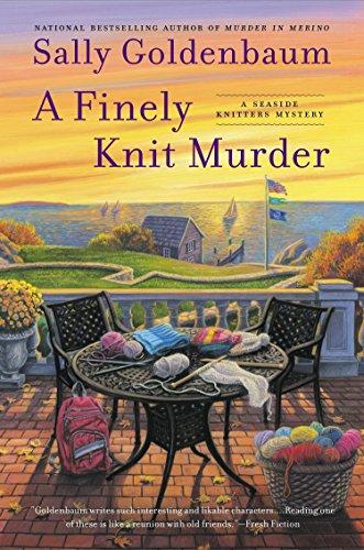 9780451471604: A Finely Knit Murder: A Seaside Knitters Mystery