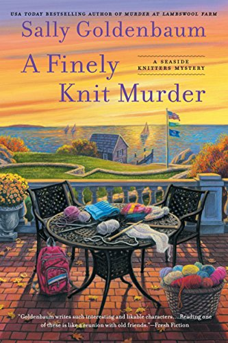 9780451471611: A Finely Knit Murder (Seaside Knitters Mystery)