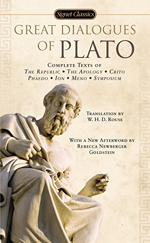 Great Dialogues of Plato: Plato; Rouse, W.