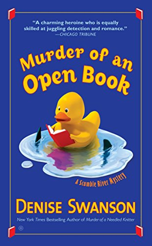 9780451472113: Murder of an Open Book