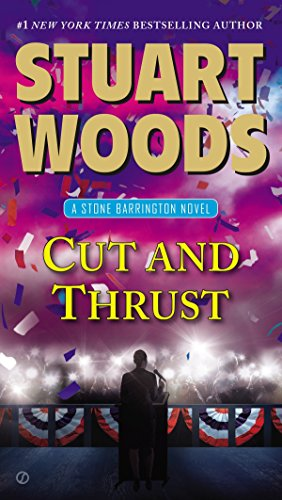 9780451473066: Cut and Thrust: A Stone Barrington Novel