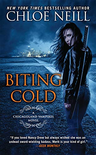 9780451473219: Biting Cold: A Chicagoland Vampires Novel