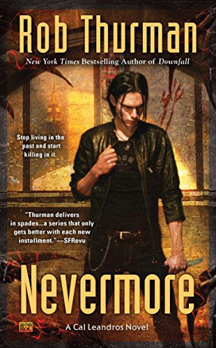 9780451473400: Nevermore (Cal Leandros)
