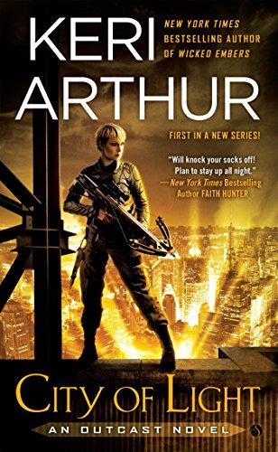 9780451473509: City of Light (An Outcast Novel)