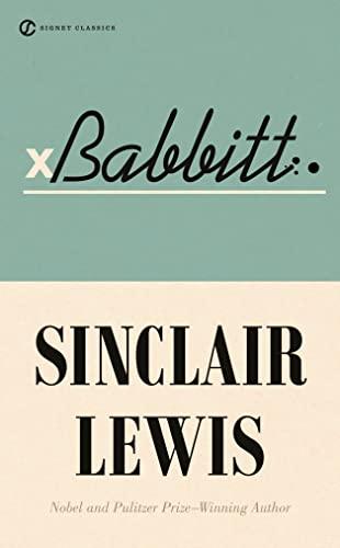 9780451473714: Babbitt (Signet Classics)