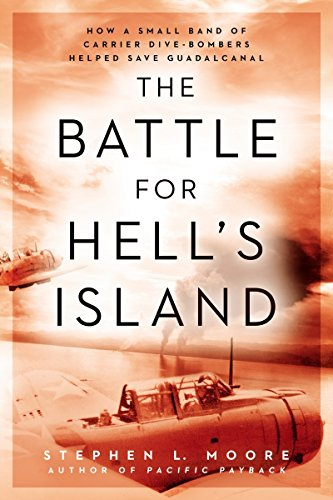 Battle for Hells Island, The : How a Small Band of Carrier Dive-Bombers Helped Save Guadalcanal