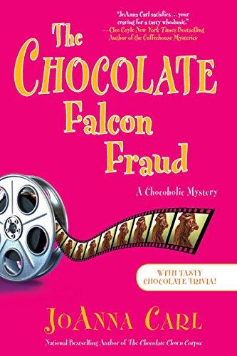 9780451473806: The Chocolate Falcon Fraud (Chocoholic Mystery)