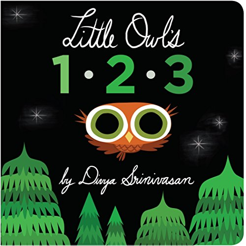 Stock image for Little Owl's 1-2-3 for sale by SecondSale