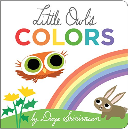 Stock image for Little Owl's Colors for sale by SecondSale