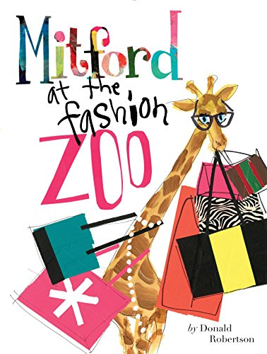 9780451475428: Mitford at the Fashion Zoo