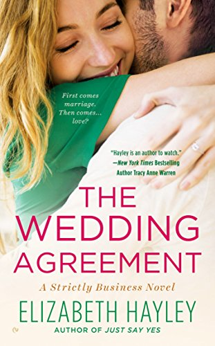9780451475541: The Wedding Agreement (A Strictly Business Novel)