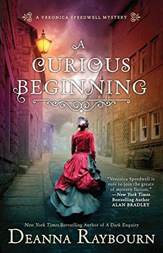 9780451476012: A Curious Beginning (A Veronica Speedwell Mystery)