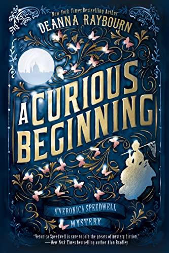 9780451476029: A Curious Beginning (Veronica Speedwell Mystery)