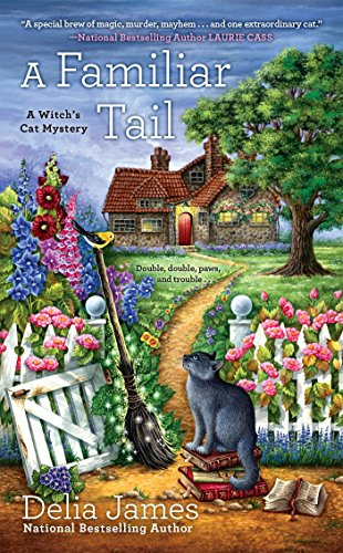 9780451476579: A Familiar Tail (A Witch's Cat Mystery)