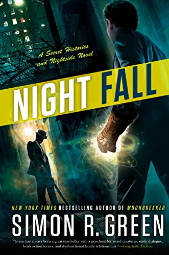 9780451476975: Night Fall: 12 (Secret Histories)