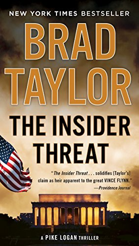 9780451477187: The Insider Threat (A Pike Logan Thriller)
