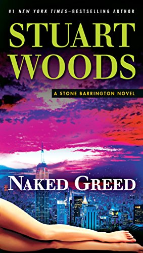 9780451477217: Naked Greed: A Stone Barrington Novel