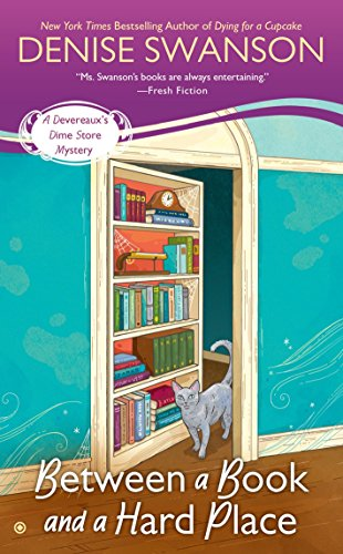 9780451477767: Between a Book and a Hard Place (Devereaux's Dime Store Mystery)
