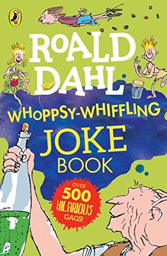 9780451479303: Roald Dahl Whoppsy-Whiffling Joke Book
