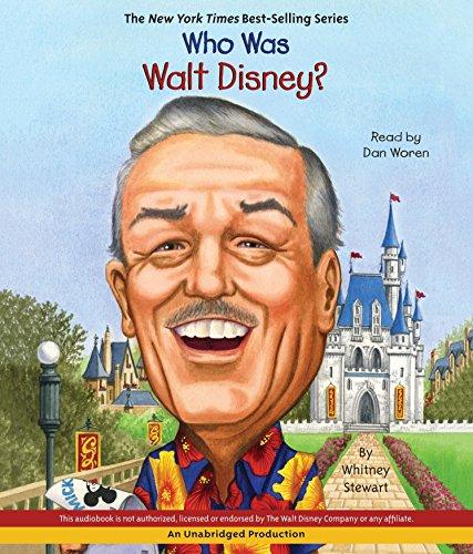 9780451482563: Who Was Walt Disney?