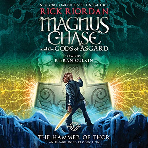 Magnus Chase and the Gods of Asgard, Book Two: The Hammer of Thor (Compact Disc): Rick Riordan