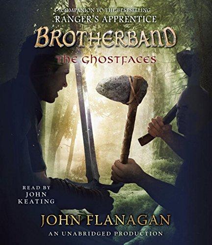 The Ghostfaces (Compact Disc): John A. Flanagan