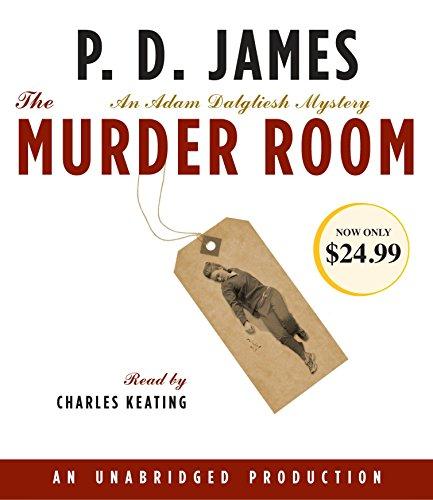 Murder Room: P D James,