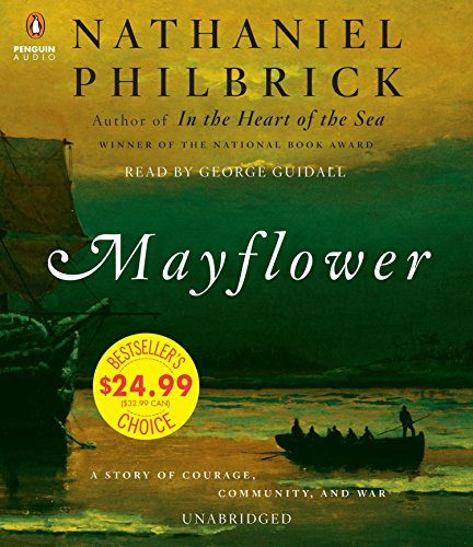 9780451486394: Mayflower: A Story of Courage, Community, and War