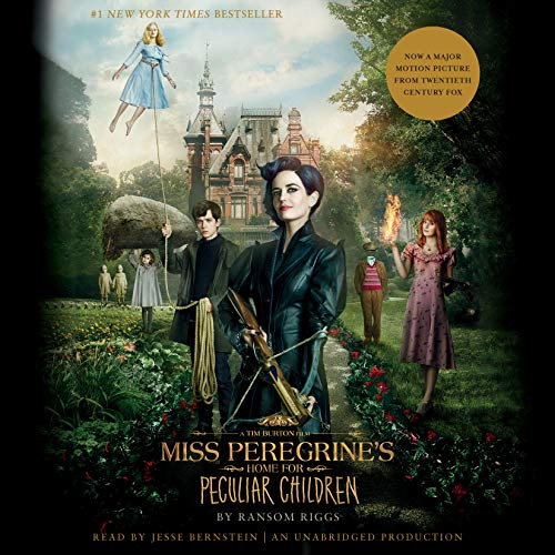 Miss Peregrine s Home for Peculiar Children: Ransom Riggs