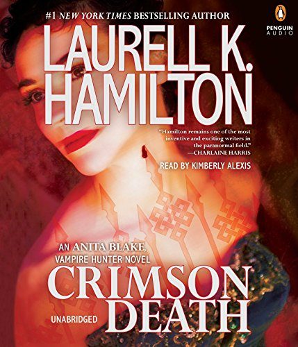 Crimson Death: Hamilton, Laurell K.