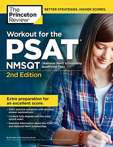 9780451487179: Workout for the PSAT/NMSQT, 2nd Edition (College Test Preparation)