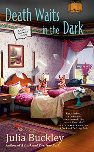 9780451491916: Death Waits in the Dark (A Writer's Apprentice Mystery)