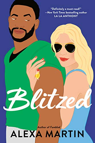 Book Cover: Blitzed