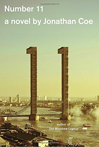 Number 11: A novel: Jonathan Coe