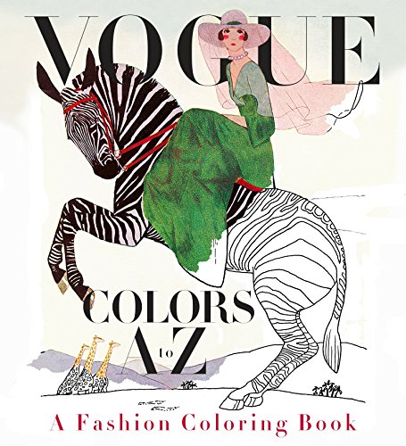 9780451493828: Vogue Colors A-Z