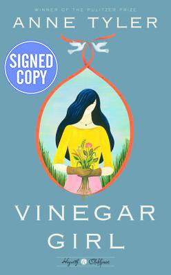 9780451498083: Vinegar Girl - Signed/Autographed Copy