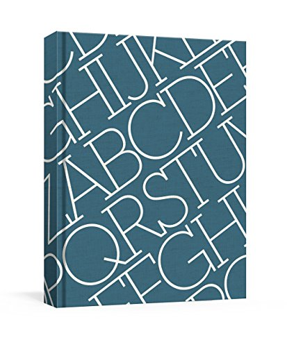 9780451498700: House Industries Indigo Linen Journal