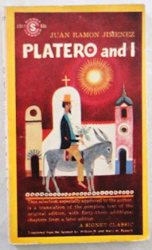 Platero and I: Jimenez, Juan Ramon
