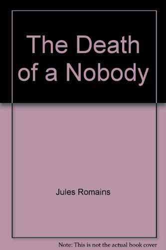 9780451500540: Death of a Nobody