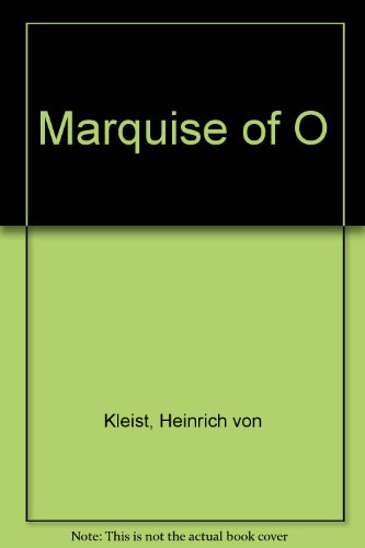 9780451501264: Marquise of O