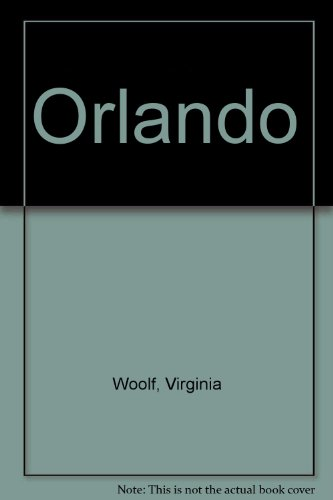 Orlando (0451504666) by Virginia Woolf