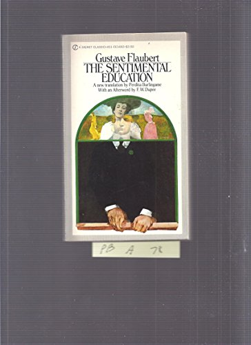 9780451505798: The Sentimental Education (A Signet Classic)