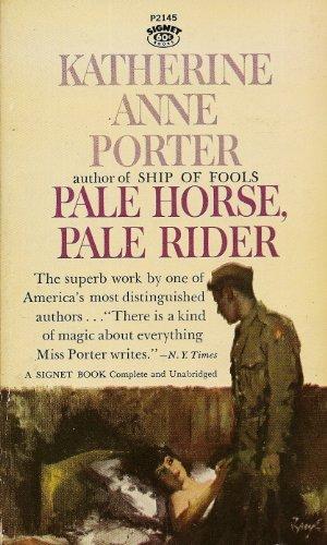 9780451506764: Pale Horse, Pale Rider