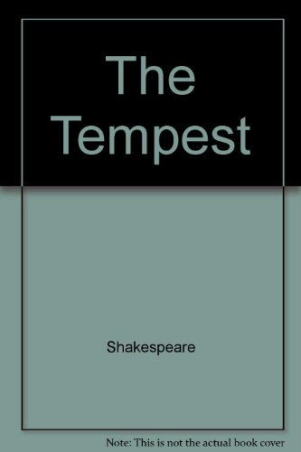 9780451508256: The Tempest (Shakespeare, Signet Classic)