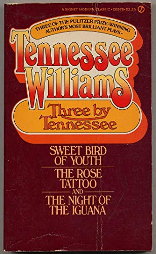 9780451509796: Williams, Three by Tennessee (Signet classics)