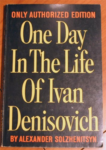 9780451509864: One Day In The Life of Ivan Denisovich