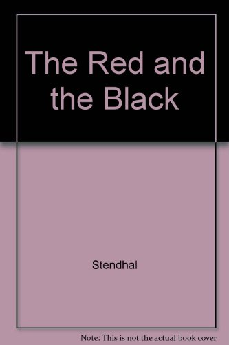 9780451509932: The Red and the Black