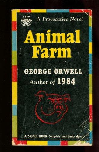 9780451510280: Animal Farm
